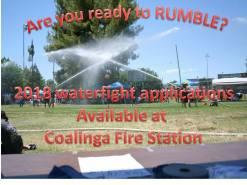 FirefighterWaterFights