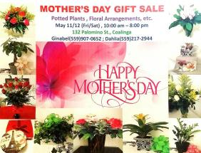 MOTHERS DAY GIFT SALE